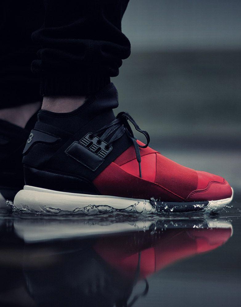 2390b5503539 Y-3 Qasa High Y3 Sneakers
