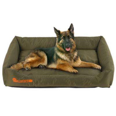 Lit pour chien une couche confortable lits pour chiens lits et couches - Couche pour chien femelle ...