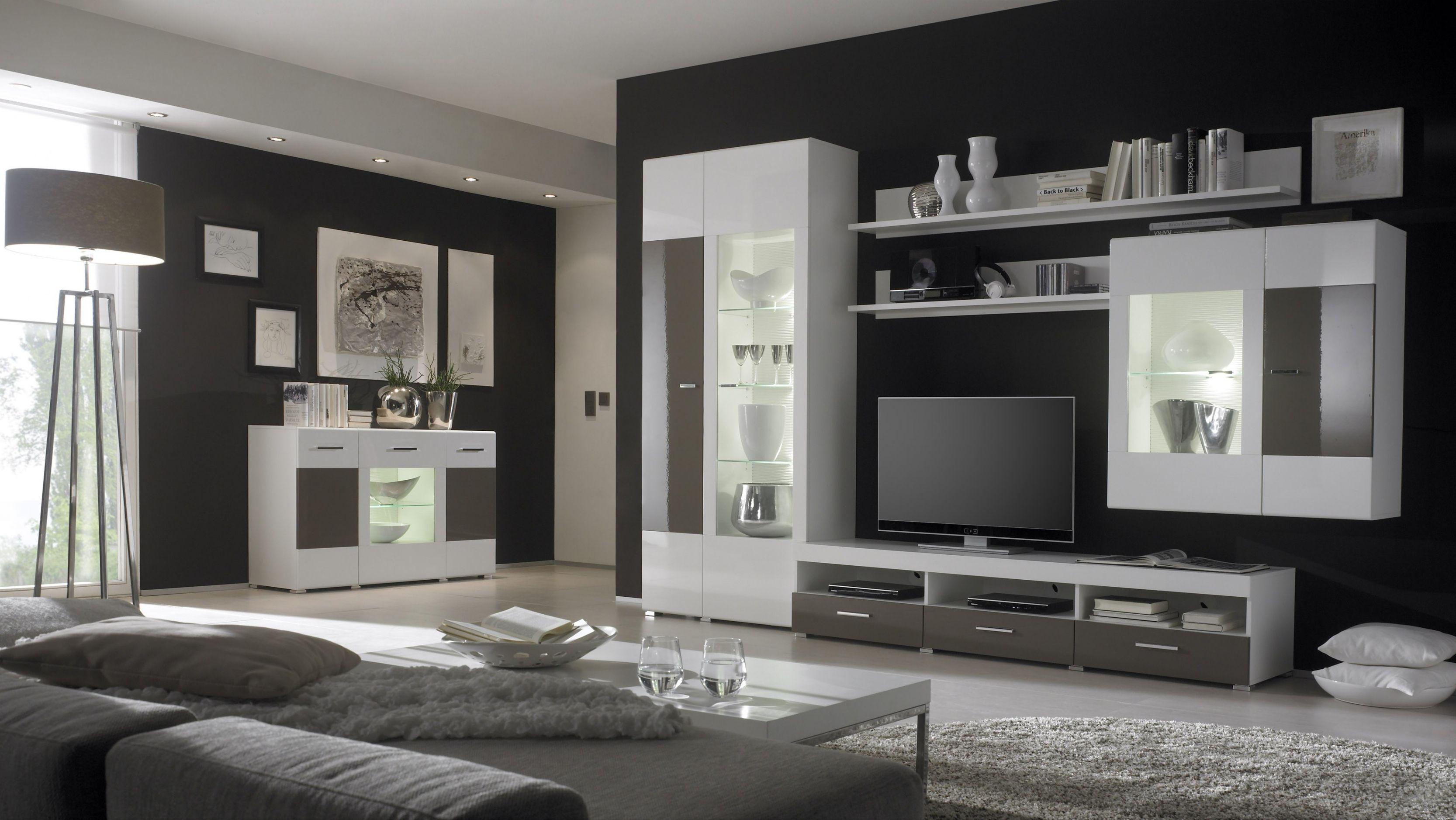Lieblich Lovely Wohnzimmer Modern Grau