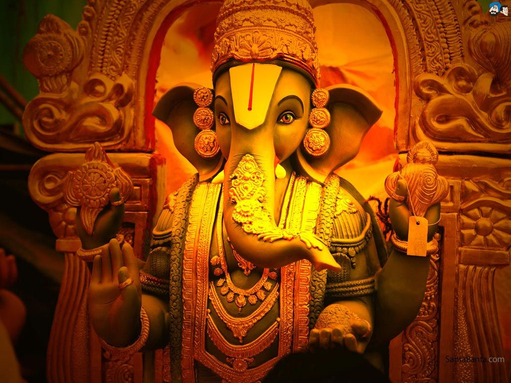 Click On The Image To See Full Size And Then Right Click To Download Ganesh Wallpaper Ganesh Images Happy Ganesh Chaturthi