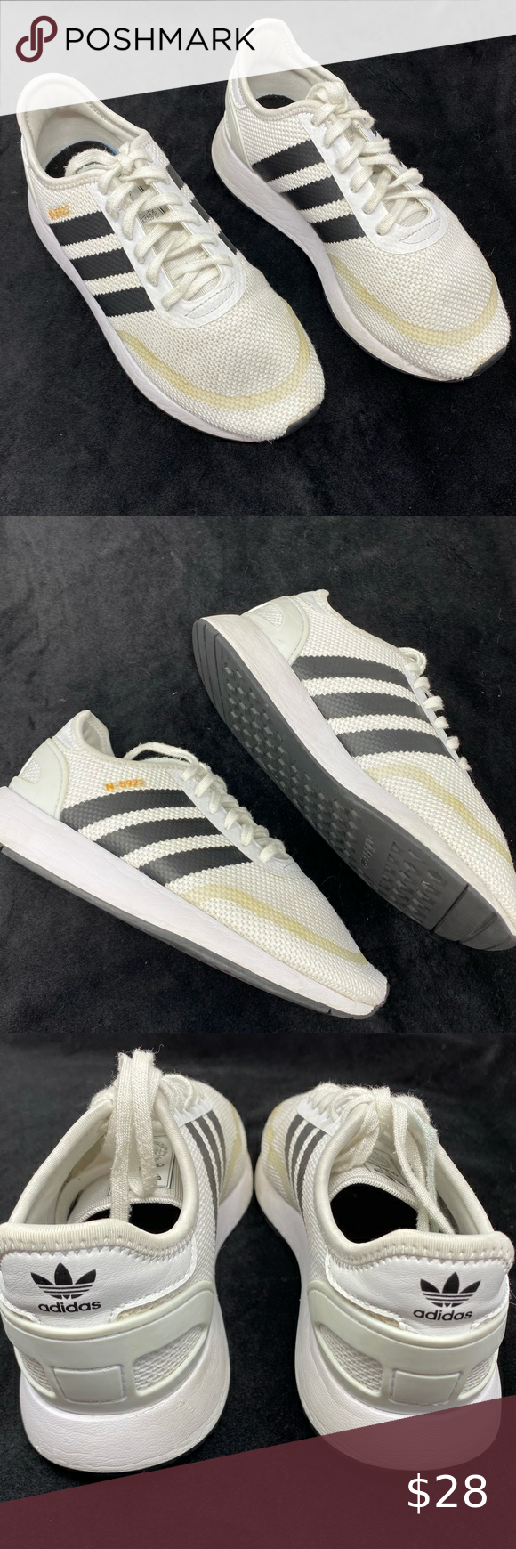 Adidas Mens sneakers size 6.5 Adidas SHW 675001 Athletic Shoes ...