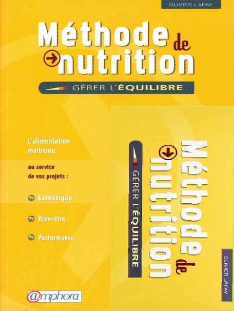 NUTRITION GRATUITEMENT PDF METHODE LAFAY TÉLÉCHARGER