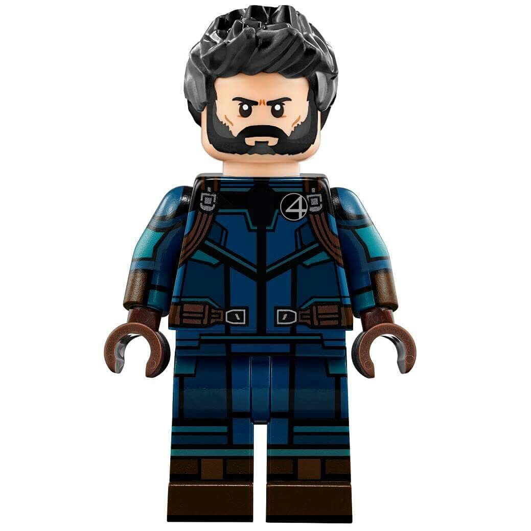 Minifigures Lego Custom Marvel Avengers Superheroes Batman DC Comics Movie-TV-Alien