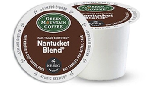 Green Mountain Coffee K-Cups, Nantucket Blend K-Cup Portion Pack for Keurig Brewers 96-Count - http://thecoffeepod.biz/green-mountain-coffee-k-cups-nantucket-blend-k-cup-portion-pack-for-keurig-brewers-96-count/