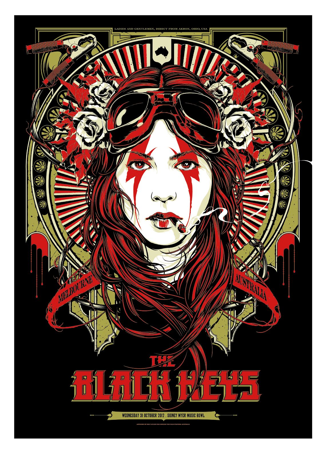 Music Posters For Sale Nz