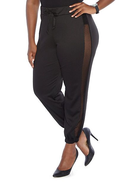 41b90464877 Plus-Size Jogger Pants