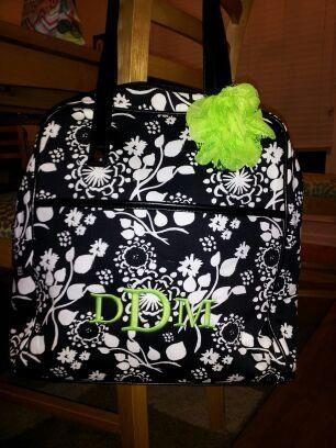 /'Brushstrokes/' print Handbag Caddy Purse insert Bag organiser Handbag insert