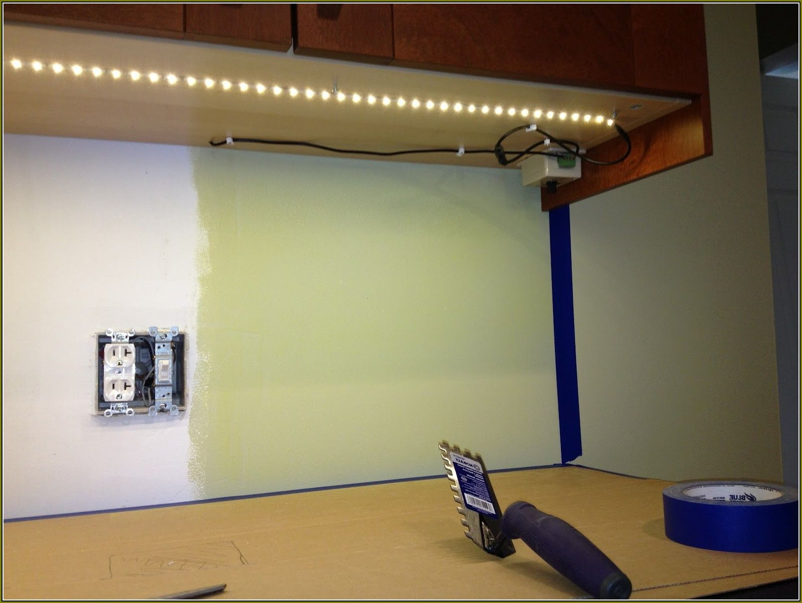 Wiring Under Cabinet Lighting | 70 Wiring Under Cabinet Led Lighting Kitchen Cabinet Lighting