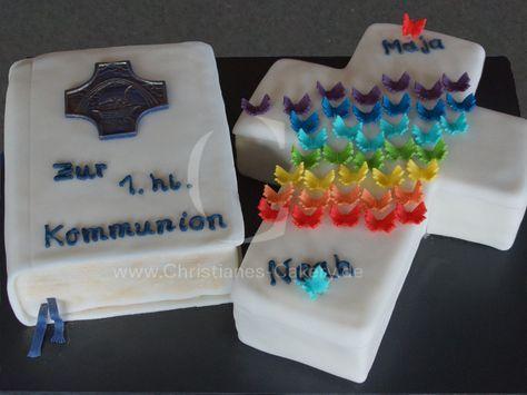 Kommunion Torte Motivtorte  ses  Kommunion torte