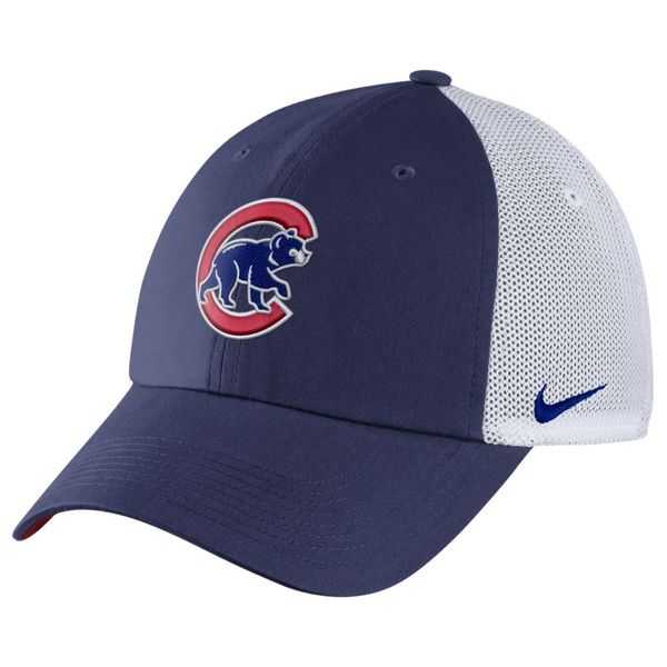 5b79080e1 Chicago Cubs Heritage 86 Dri-FIT Adjustable Hat by Nike in 2019 ...
