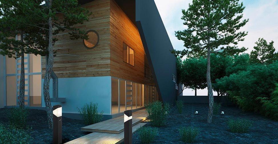 Aussenbeleuchtung Fassade bildergebnis für außenbeleuchtung led fassade len