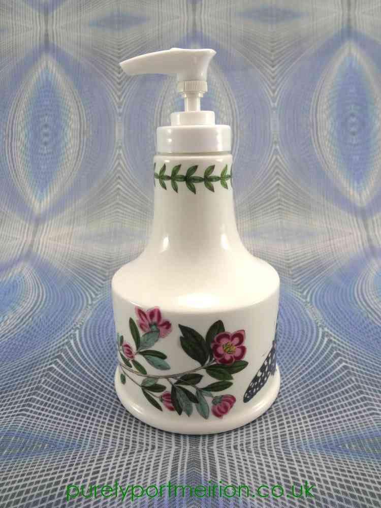 Portmeirion Botanic Garden Soap Dispenser Round Based