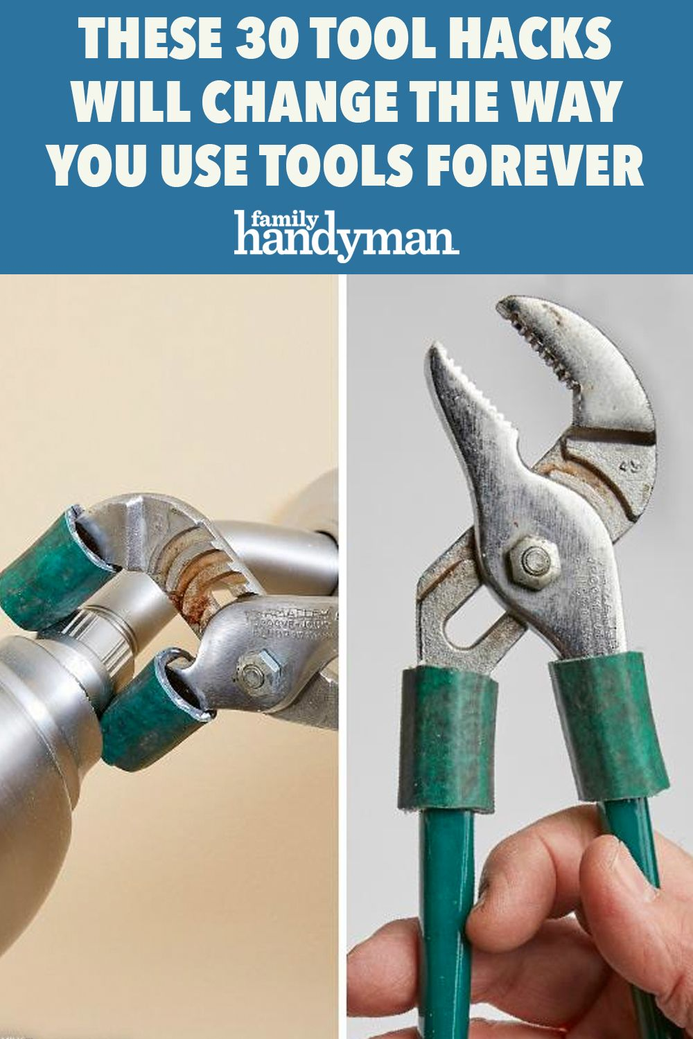 These 30 Tool Hacks Will Change the Way You Use To