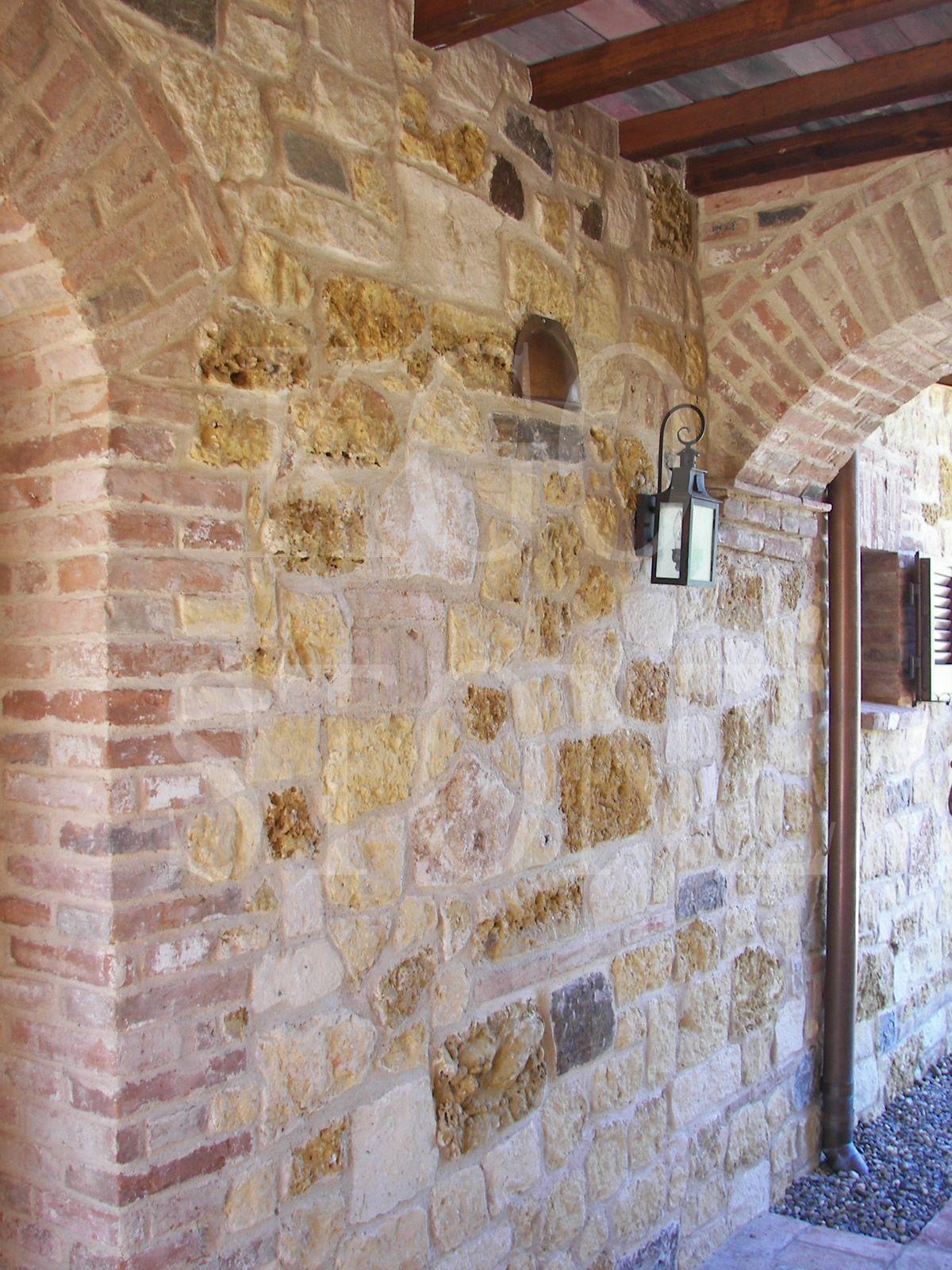 tuscan limestone (granbury limestone) thin veneer - full veneer