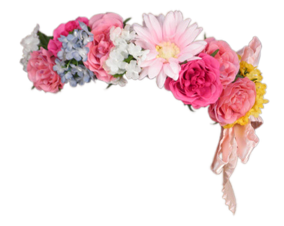 I Don T Know Hedgepuffductions Transparent Flower Crowns Transparent Flowers Flower Crown Flower Hair Accessories