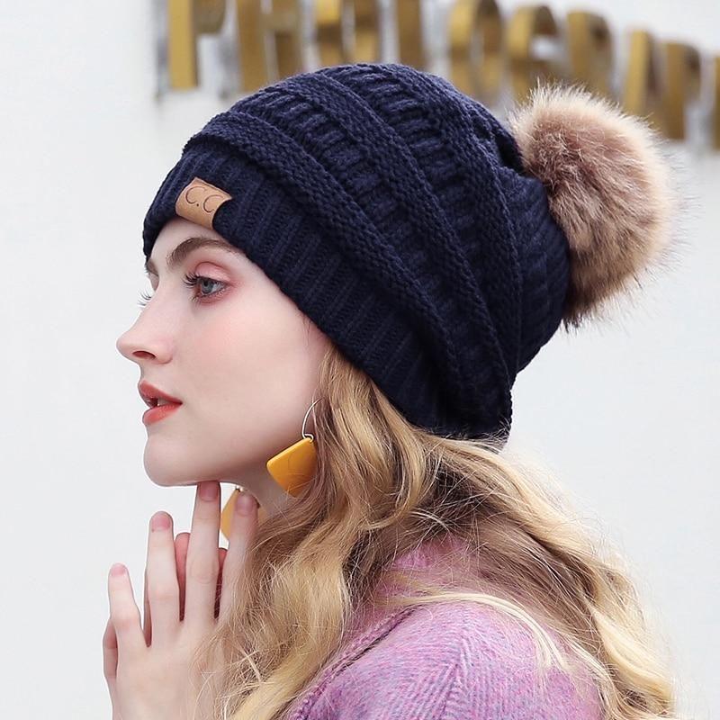 Item Type: Skullies & BeaniesBrand Name: WORSICOModel Number:  ZZM-018-onlineStyle: CasualGender: WomenPatter… | Warm winter hats, Winter  hats for women, Winter hats