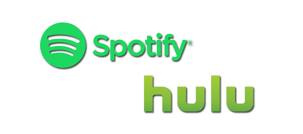Spotify Hulu Unveil Joint 5 Streaming Bundle For College Students Wthr College Collegestudents College Students Tech Company Logos Spotify