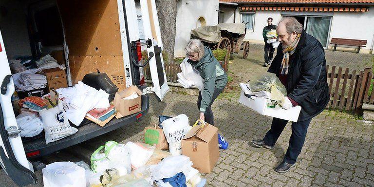 Spendenaufruf Beschert Awo Bad Salzdetfurth Sackeweise Baumwollstoff In 2020 Spenden Schutzmaske Bad Salzdetfurth