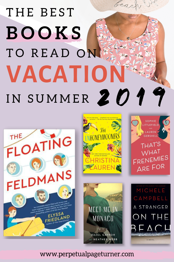 Your 2019 Summer Reading List & Beach Read Guide #bookstoread