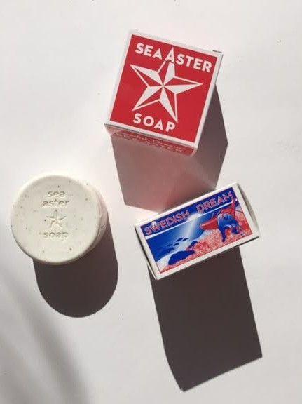 Swedish Dream Sea Aster Soap