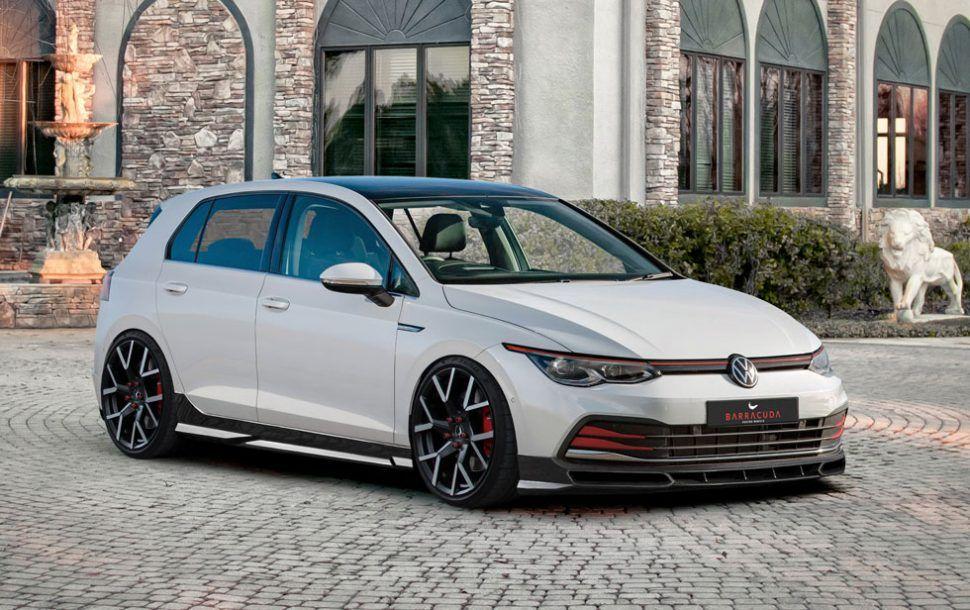 Dit Is Een Voorproefje Van Wat De Golf 8 Te Wachten Staat Volkswagen Golf Wallpaper Carros Super Carros