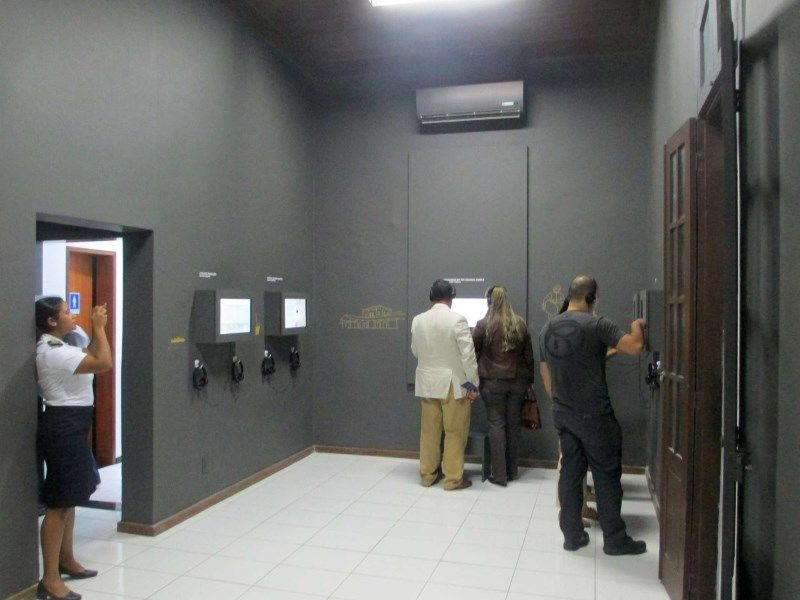 No dia 23 de julho de 2016 a Marinha do Brasil e a UERJ inauguraram o Museu da Memoria da Imigração.