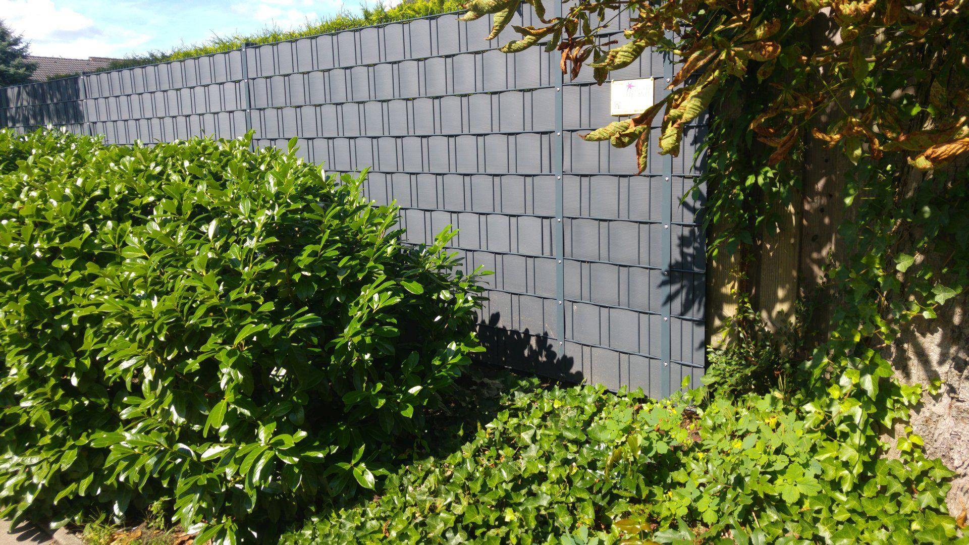 Doppelstabmattenzaun Stabmattenzaun Metallzaun Zaun Gartenzaune