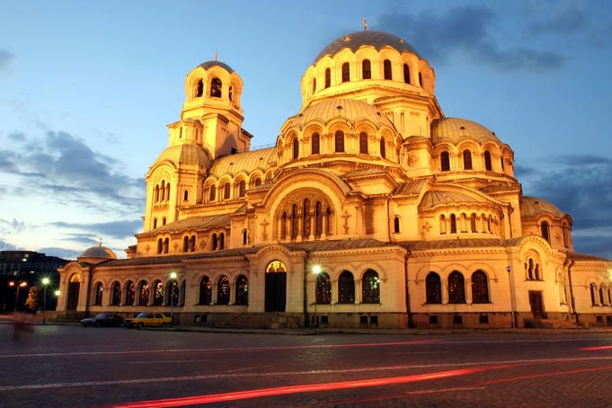 bulgaria the route is slowly beginning to take shape places i d