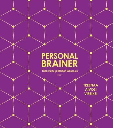 Personal Brainer - Tiina Huttu, Reidar Wasenius - #kirja