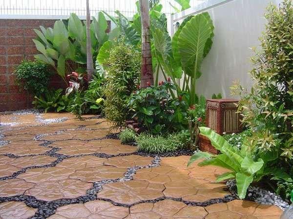 Pavimentazione da giardino nico pinterest giardino