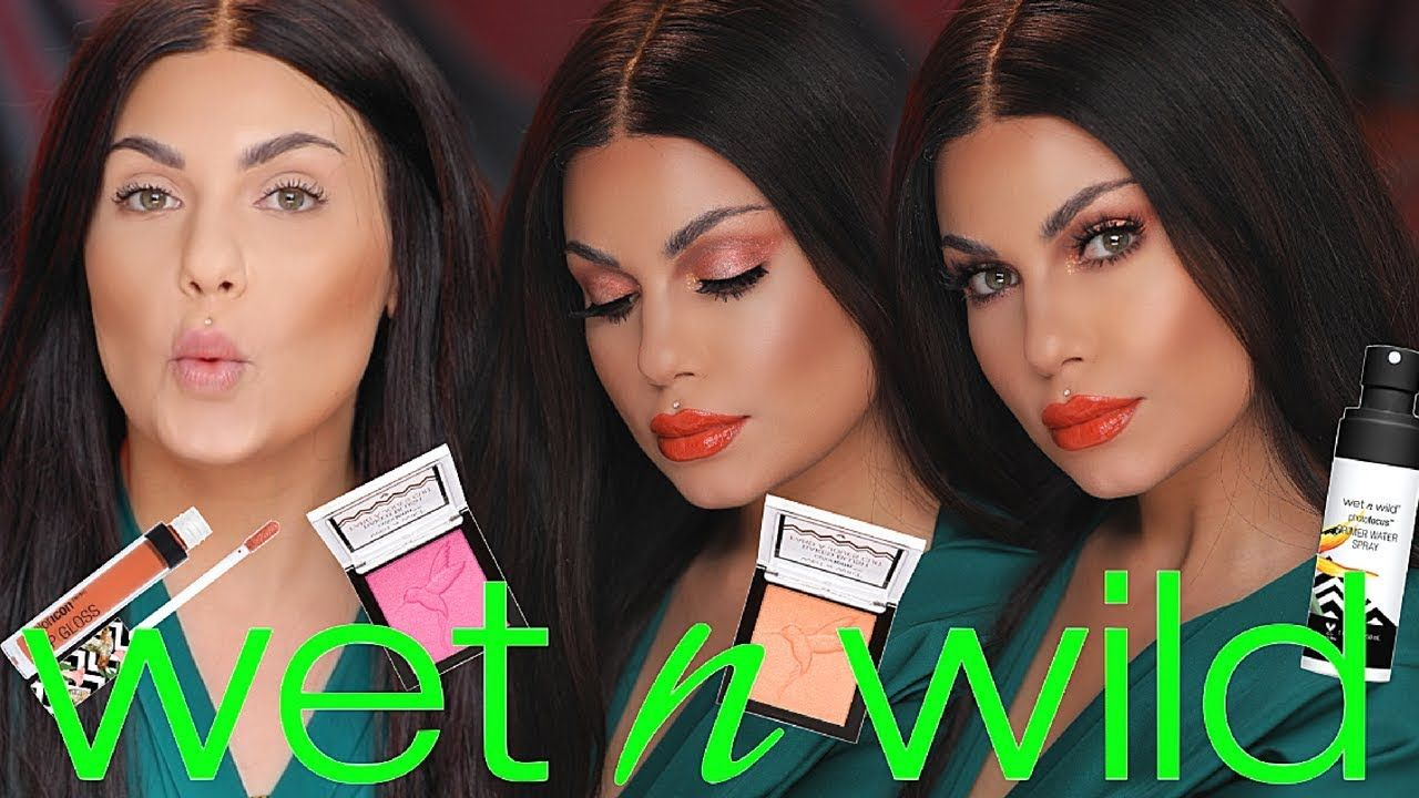 WET N WILD FLIGHTS OF FANCY SUMMER COLLECTION DRUGSTORE