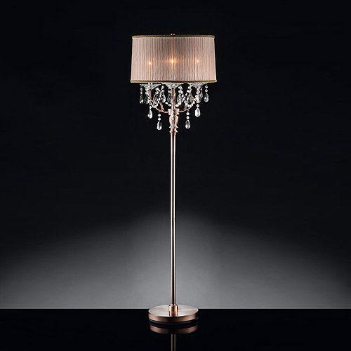 Home Crystal Floor Lamp Antique Floor Lamps Floor Lamp Makeover
