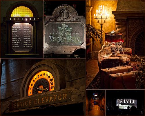 Hollywood Tower Of Terror Halloween Decor The Twilight Zone Tower Of Terror Hollywood Tower Of Terror Halloween Party Decor