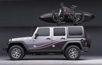 2013 jeep wrangler rubicon with custom interior jeep bikes and a top of the line kayak to make. Black Bedroom Furniture Sets. Home Design Ideas