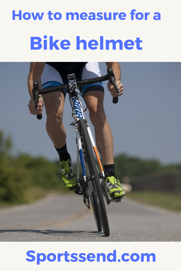 How To Measure For A Bike Helmet Cycling For Beginners Bicycle