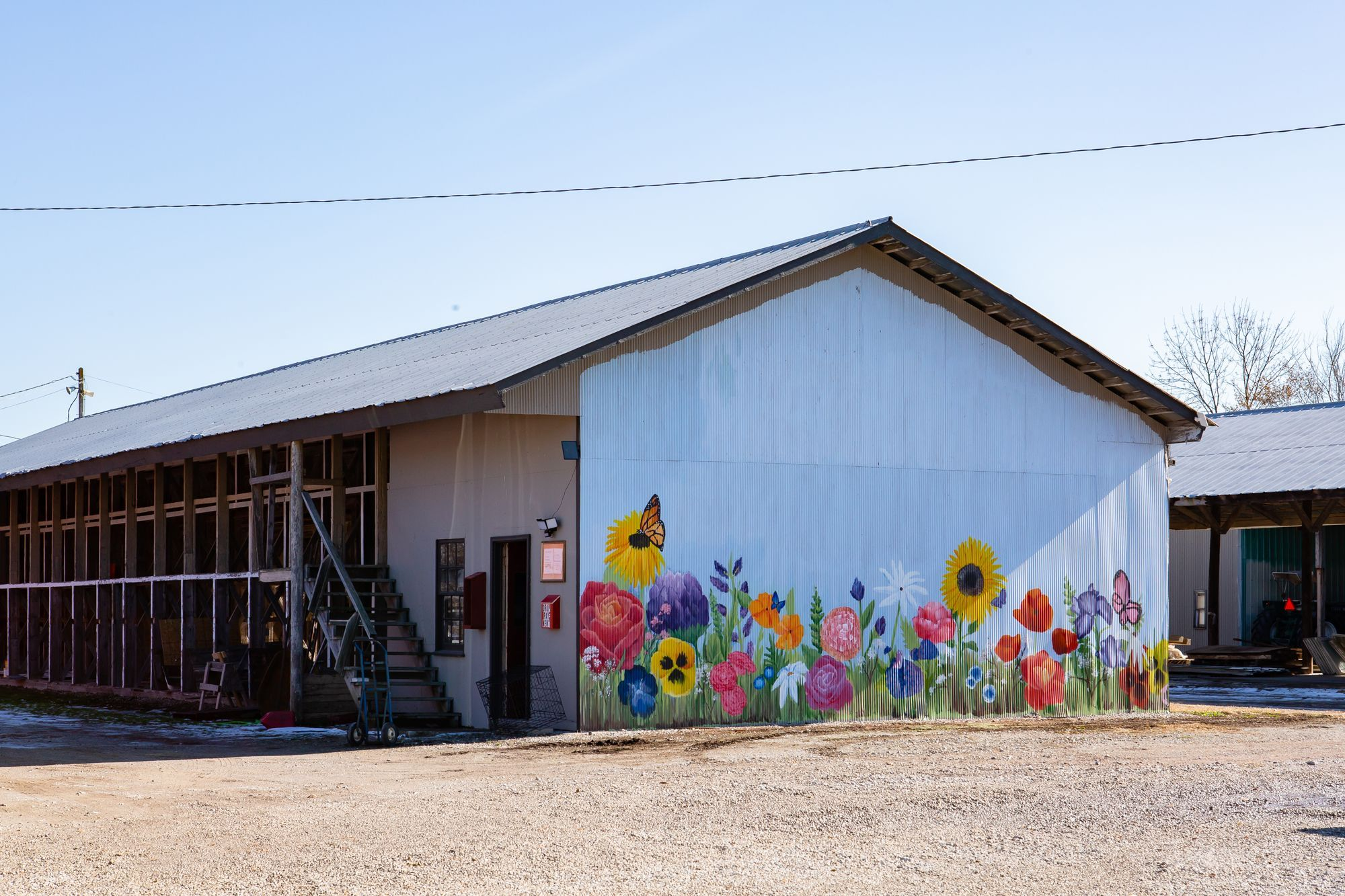 See Inside a OneofaKind Home Made from Grain Bins