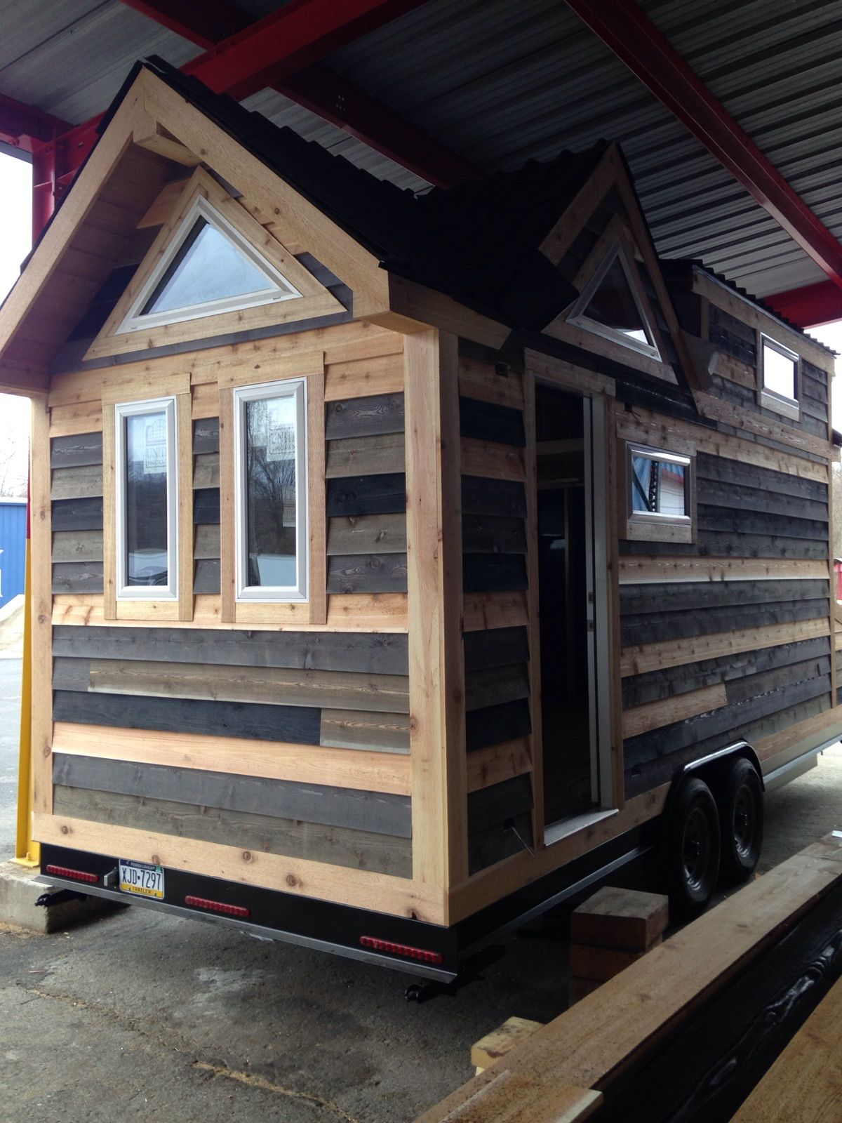 84 Lumber Launches Geous Tiny Homes That You Can Or Build Yourself Inhabitat Green Design Innovation Ture Building