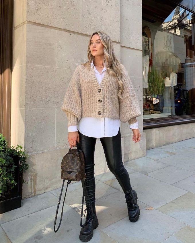 15 looks chauds à la mode et confortables sans talons (talons plats) | Actualités mode   – stylish