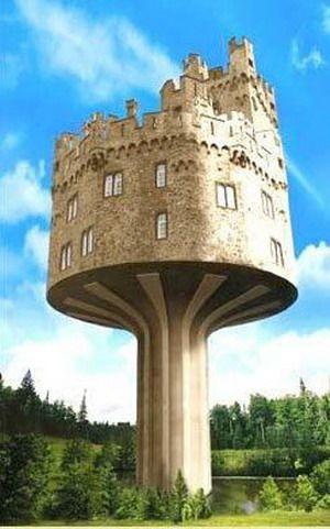 21 Ususual And Strange House Designs Unusual Buildings Unusual