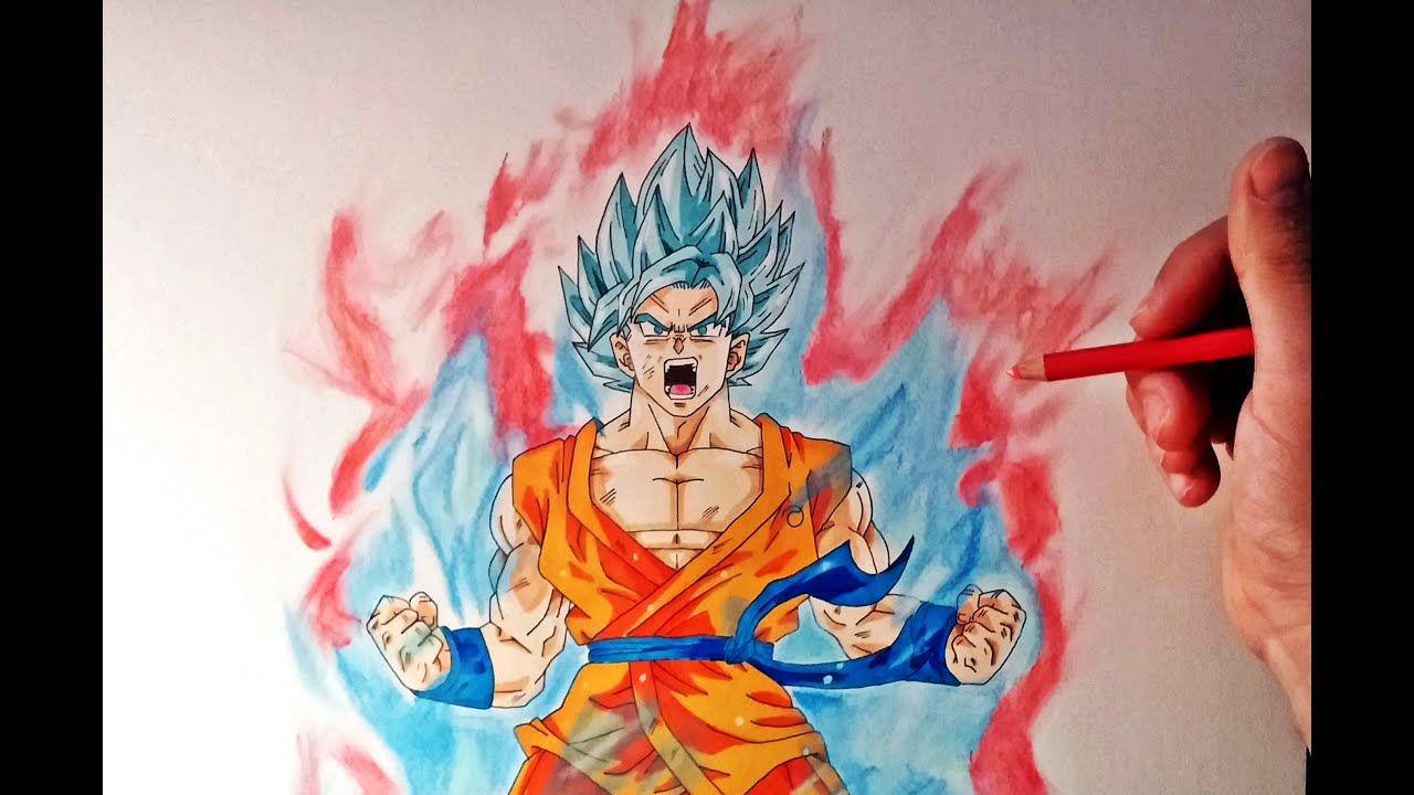 Imagenes De Epicas De Goku Faciles Buscar Con Google Cómo Dibujar A Goku Dibujo De Goku Cómo Dibujar Cosas