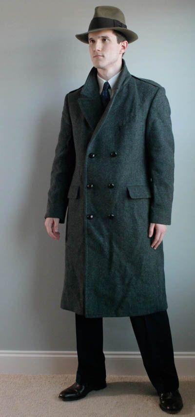 Mens Overcoat. A winter staple for the guys? A timeless overcoat. Look for this polished outerwear piece to create handsome look no matter how cold it gets. Timeless Black For a stylish look, check out a classic black overcoat.