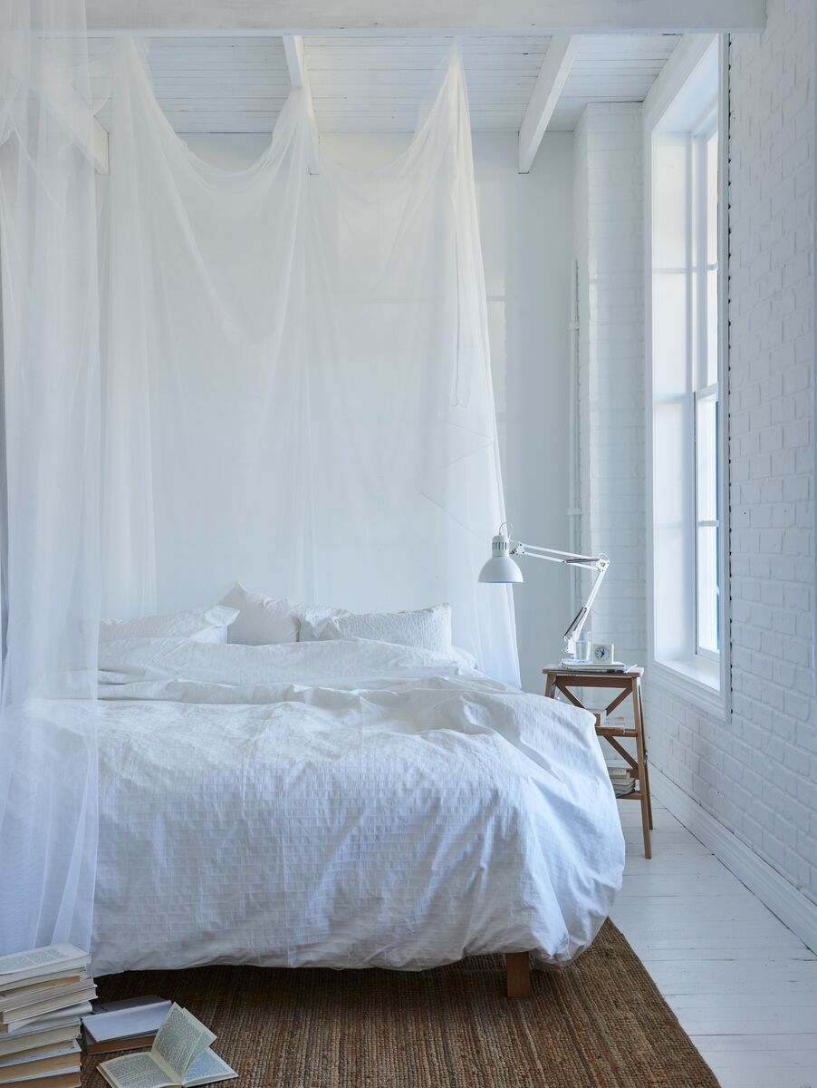 Ikea Kvartal Curtain In 2020: TERESIA Sheer Curtains, 1 Pair