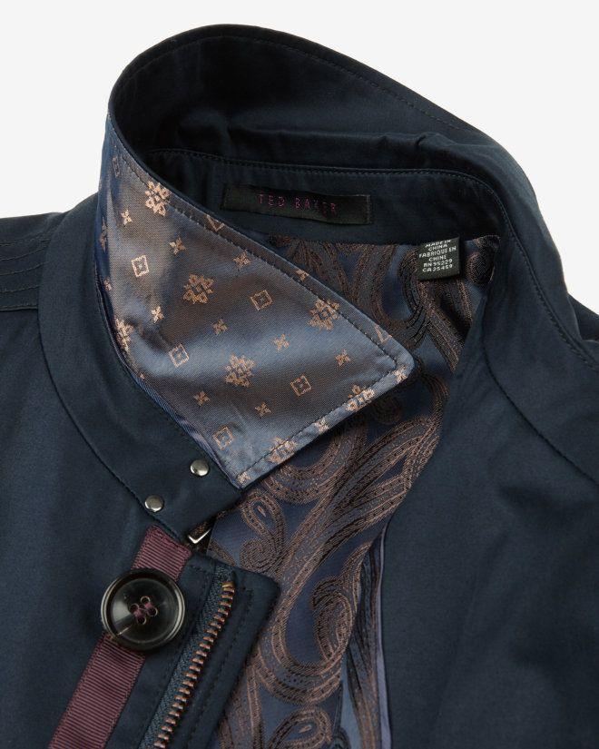 Ted Baker - DONOVAN - Endurance mac £329 | Fashion to Buy