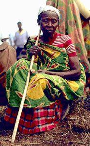 Burundi | El Traje y el Mundo