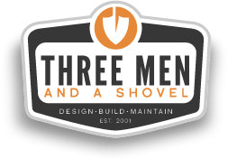 Welcome to Three Men and a Shovel Landscaping! (referral from John - friend is Bryce Ward.  Kevin Jensen)