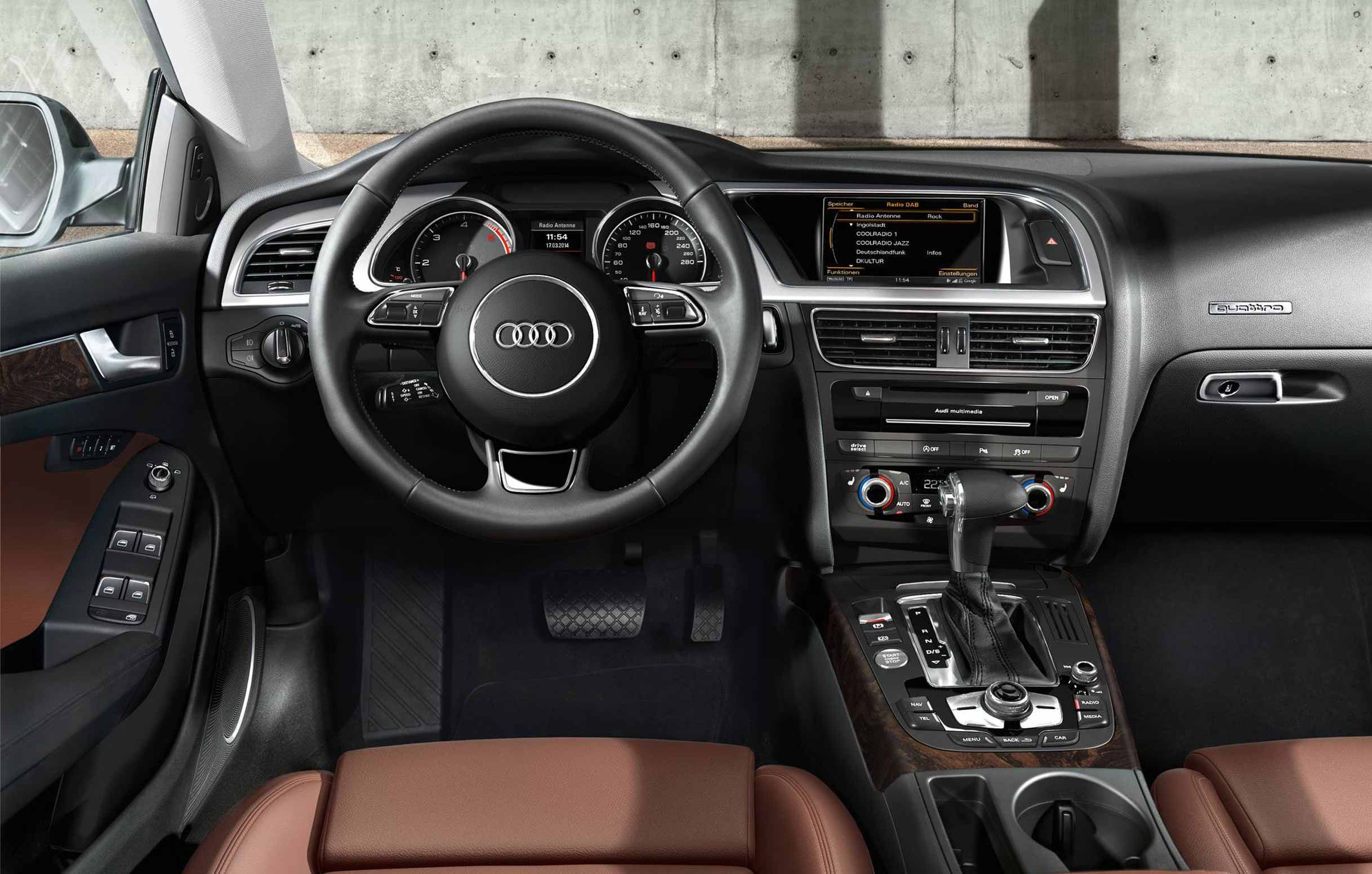 Vehicle · Audi A5 InteriorCar ...