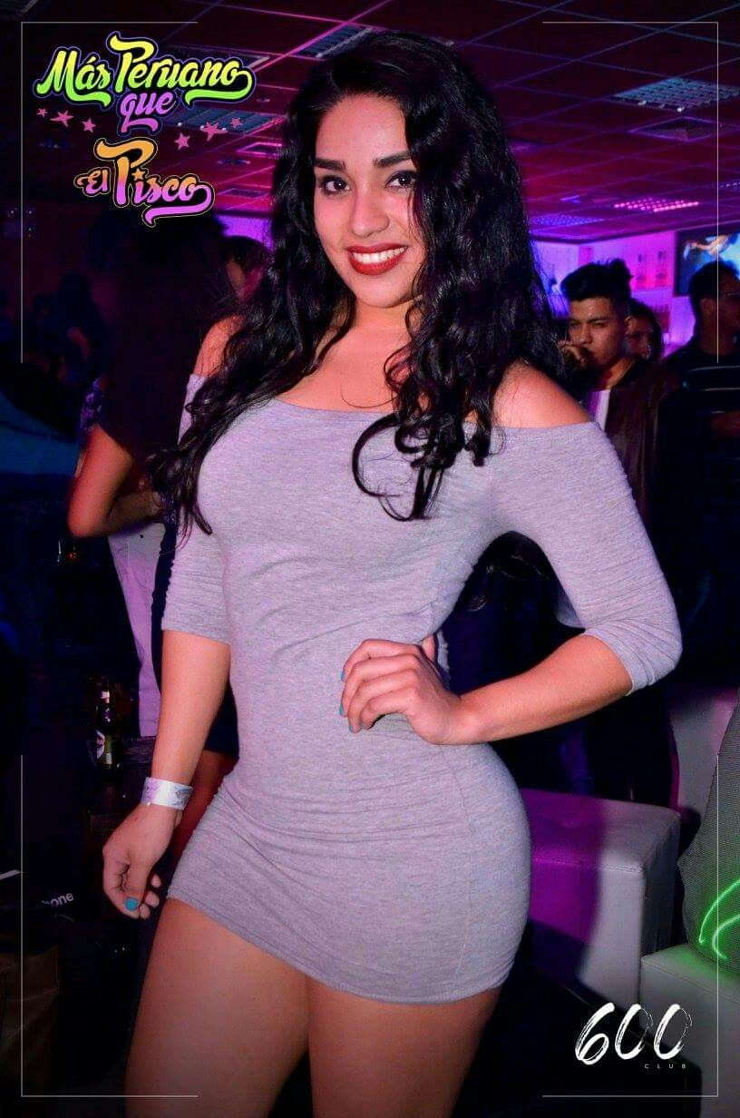 Sexy peruvian women