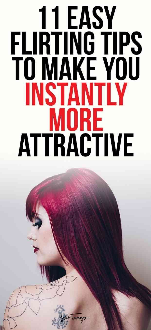 Here are some crazy facts, studies and easy flirting tips that make you more confident and attractive to the opposite sex. #relationshipadvice #dating #flirting