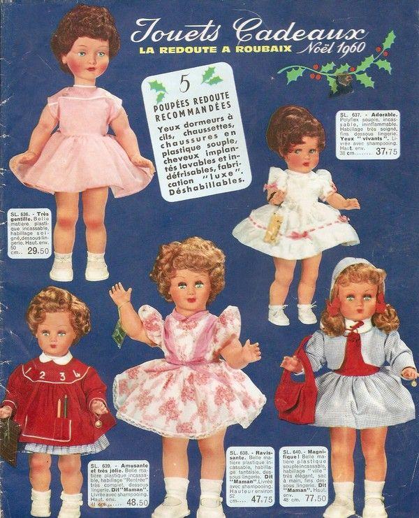la redoute 1960 souvenirs jouets 1959 1975. Black Bedroom Furniture Sets. Home Design Ideas