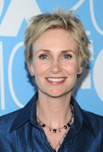 Jane Lynch is a comedic goddess! I especially love watching her play Sue Sylvester!